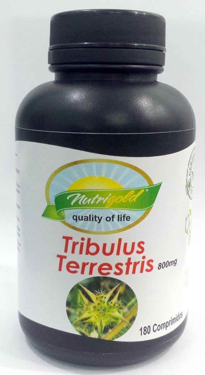 MB Produtos Naturais: Tribulus Terrestris 180 comprimidos 800mg Nutrigol...