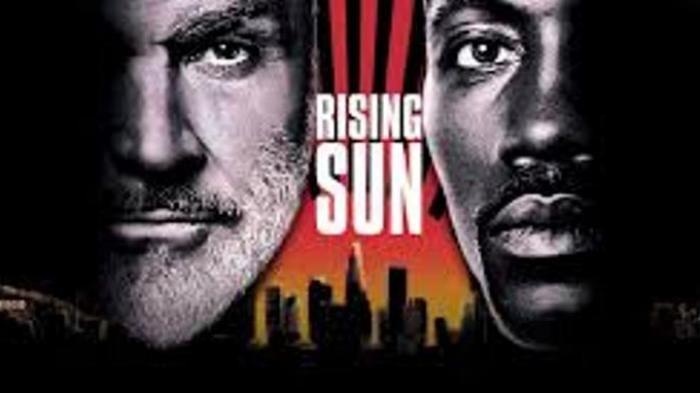 Sinopsis Film Rising Sun - Saksikan Aksi Klasik Seru di Trans TV Malam Ini!