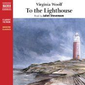 Today's Audible Daily Deal is To the Lighthouse, by Virginia Woolf...