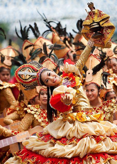 Regional Festivals: Sinulog, Dinagyang, Maskara, Ati-Atihan