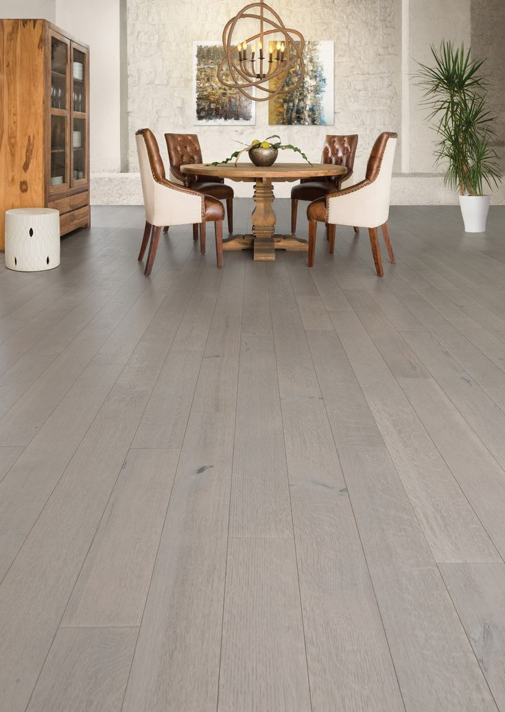 Mirage Floors, the world's finest and best hardwood floors. Handcrafted White Oak R&Q Treasure #handcrafted #whiteoak #r&q #mirage #hardwoodflooring