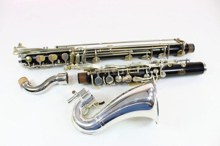 Leblanc Paris Basset Horn/Alto Clarinet in F Range to Low C