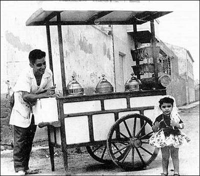 El del carrito de los helados