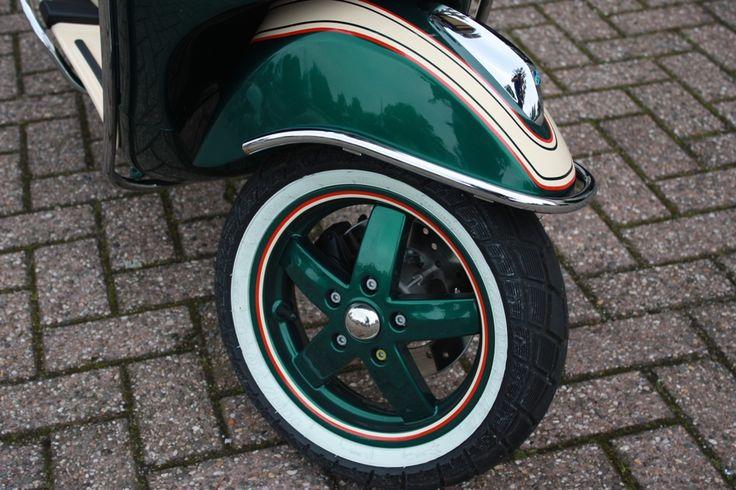 Unique Rides Vespa LXV - Vipscooters.nl                                                                                                                                                                                 More