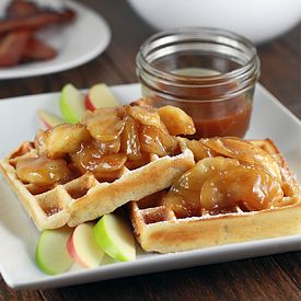 The classic combination of apples, salted caramel and spices are the ...