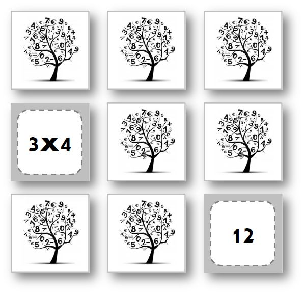 Les 25 meilleures id es concernant tables de for Table de multiplication de 2 a 5