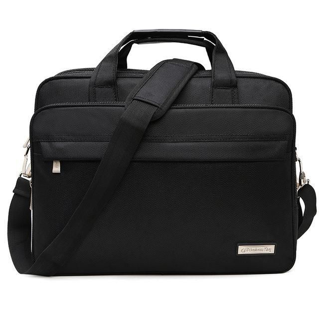 2017 Hot Men S Briefcase Laptop Business Bag Oxford Cloth Large Capacity Casual Bags For