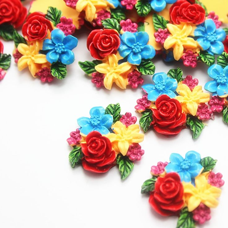 Hot DIY Wall Art Decal Decoration Fashion Romantic Flower Wall Sticker/ Wall Stickers Home Decor 3D Wallpaper