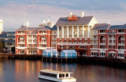Boardwalk Resort in Disney World. my absolute fav. hotel beauty-places-i-have-been