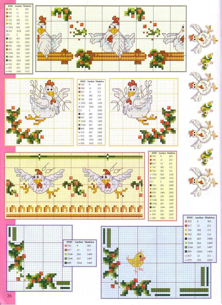 free cross stitch pattern -