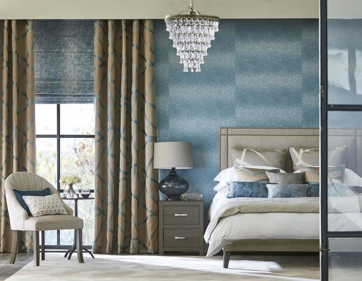 Die besten 25+ Harlekin tapete Ideen auf Pinterest Luxus-Tapete - wohnzimmer tapete blau