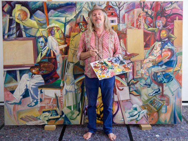 Wolfgang Beltracchi: art forger