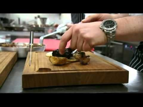 Main Dish Judgement, Casterbridge Beef - Jason Atherton - Great British ...