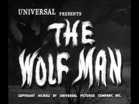 The Wolf Man 1941 - Main Title - YouTube