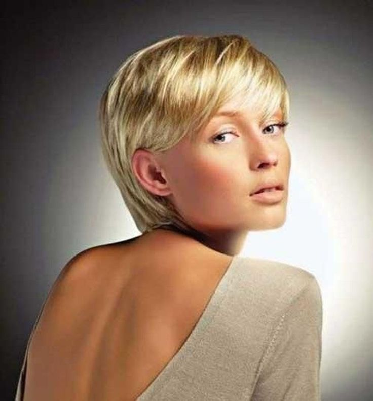 35 Stilvolle, kurze Frisuren für Frauen mit dünnem Haar