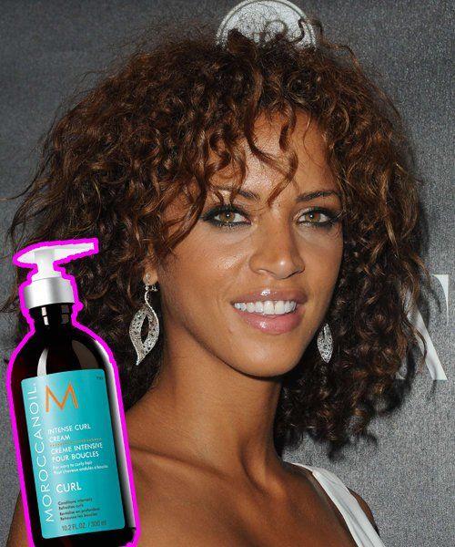 J'ai les cheveux bouclés comme Noémie Lenoir - Beauté - Ados.fr