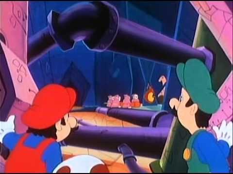 Super Mario Bros Super Show Episode 24 - Too Hot to Handle (+playlist)
