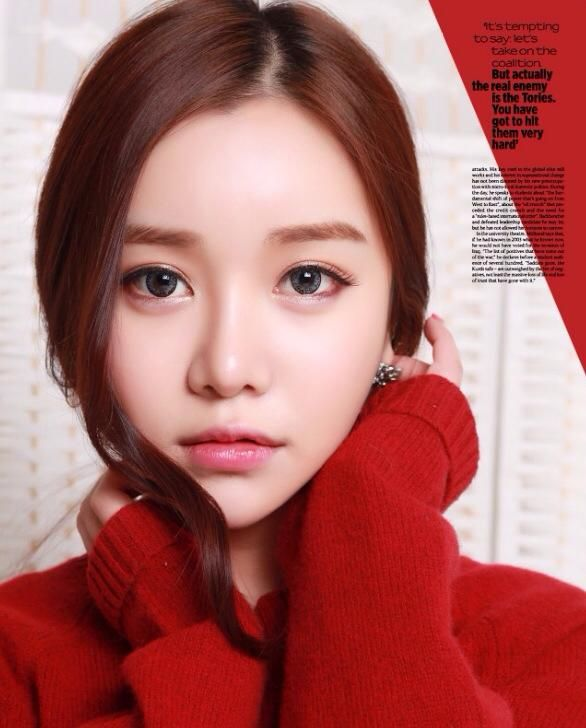 オルチャンの中で一番お肌がキレイで美人すぎる【イ・ヌリ(이누리)】 | KOREAN HANURI BLOG