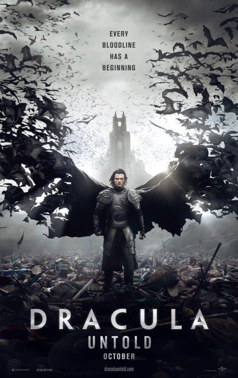 38. Dracula Untold (2014) As his kingdom is being threatened by the Turks, young prince Vlad Tepes must become a monster feared by his own people in order to obtain the power needed to protect his own family, and the families of his kingdom. SCORE: 8/10