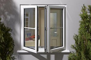 Aluminium French Windows from the window specialist in Kent