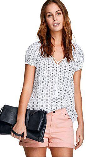 a1d37acbcd79e0 Women's Plus Size Ruffle Trim Peasant Blouse | Blouses - Tops ...