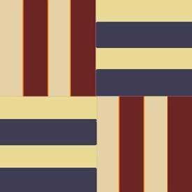 Free Quilt Pattern - Easy Beginner's Rail Fence