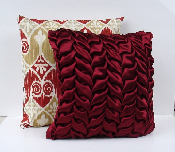 41 Best Images About ™� Smocked Pillows ™� On Pinterest