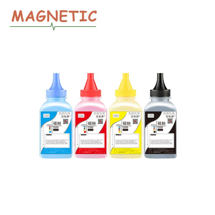4colors toner powder For Canon LBP7010 LBP7010C LBP7018 LBP7018C Laser printer for canon toner powder lbp7010c