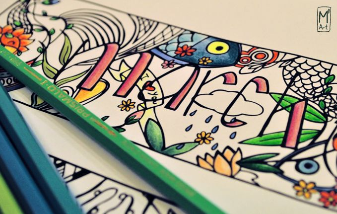 FREE SPRING BOOKMARKS Coloring Page
