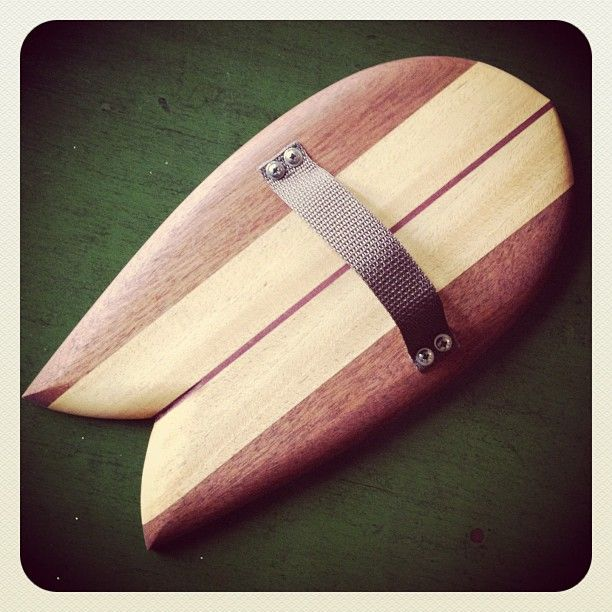 Hand plane for bodysurfing