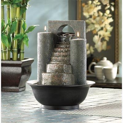 Now available @Perhai Eternal Steps Fountain Check it out here! Eternal Steps Fountain