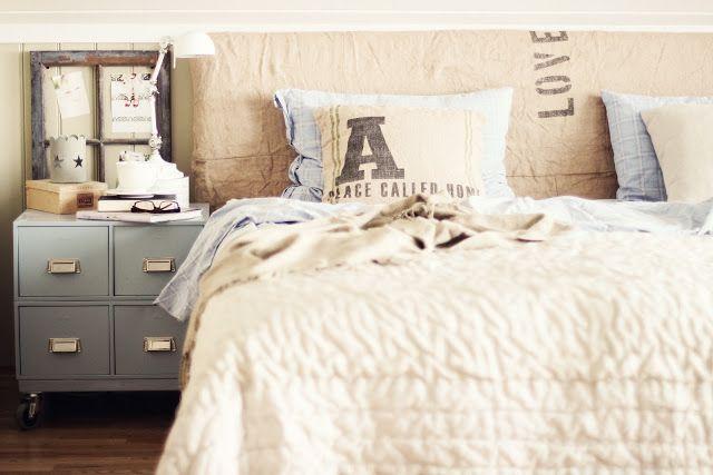 beate loft castle: challenge   creative with fabrics