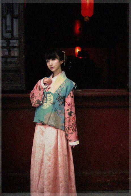 Chinese Princess Dressing Style in Ming Dynasty.