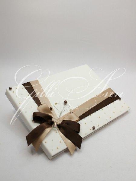 Альбом для свадебных пожеланий Gilliann Amore Caffa AST068, http://www.wedstyle.su/katalog/anniversaries/wedding-guest-book, guest book, wedding guest book
