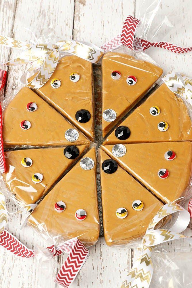 Christmas Caramel Fudge Recipe