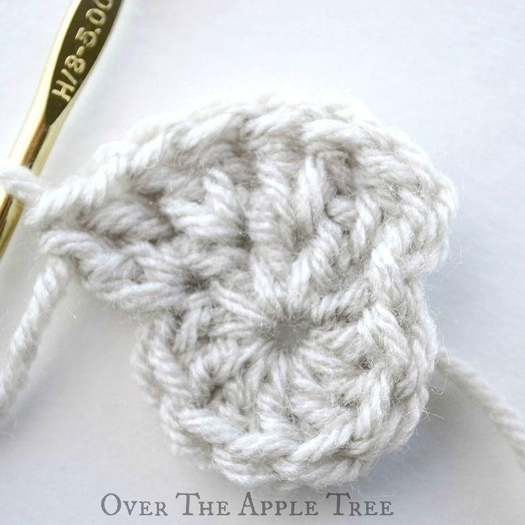 Mejores 48 imágenes de crochet en Pinterest | Puntadas de ganchillo ...