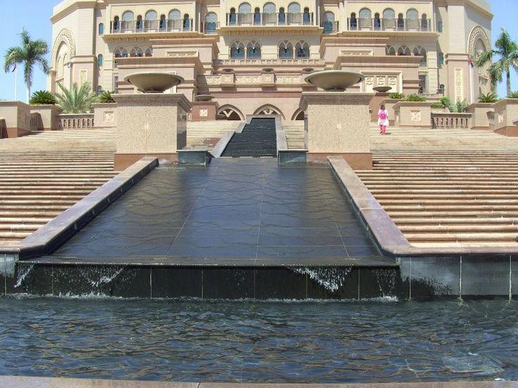 Emitae's palace- Abu-Dhabi