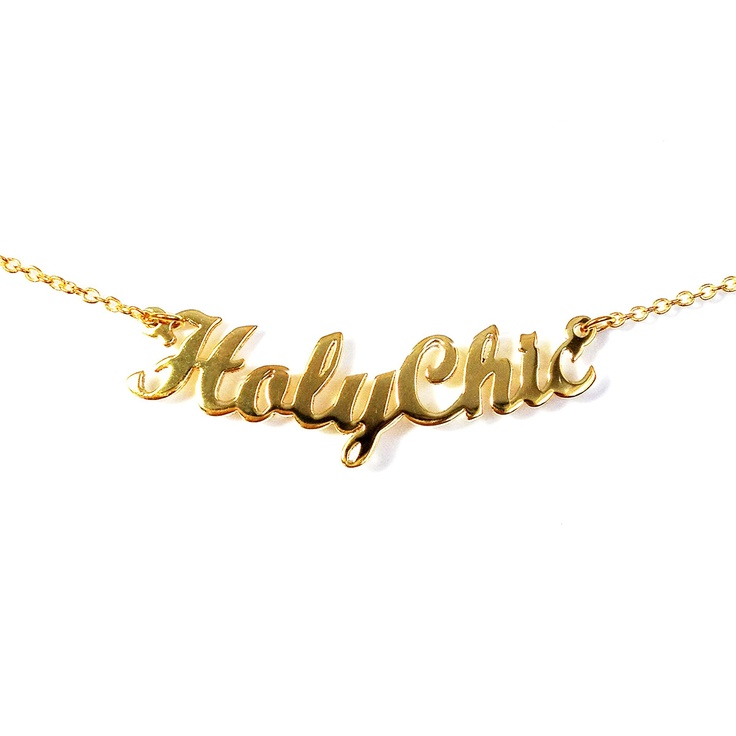 Holy Chic Necklace Too Cute!!