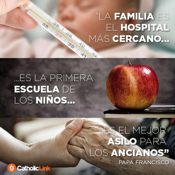 Biblioteca de Catholic-Link - ¿Qué es la familia? Papa Francisco