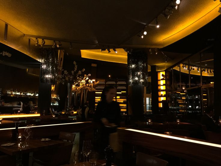 Ghery's bar restaurant Duesseldorf