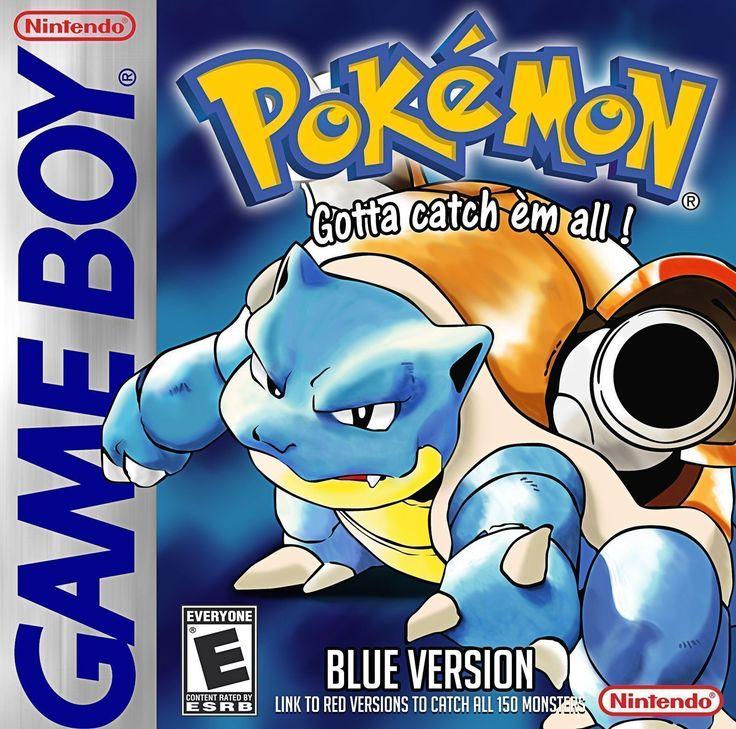 Digimon World DS    Pokemon - Blue Version (UE)for Gameboy Color