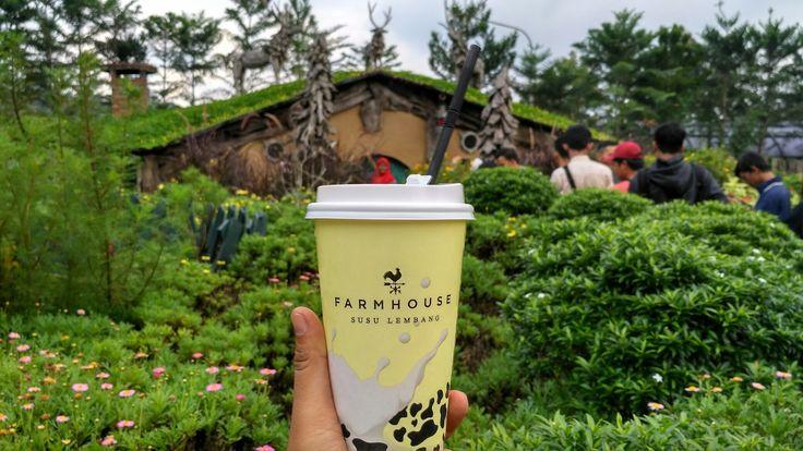Farm house susu lembang by @vidyaayuu