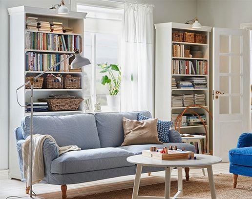 Regały Półki Na Książki Ikea Projekt Przemeblowanie