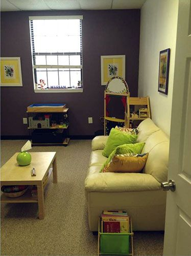 Gil institute for trauma recovery and education child therapy office