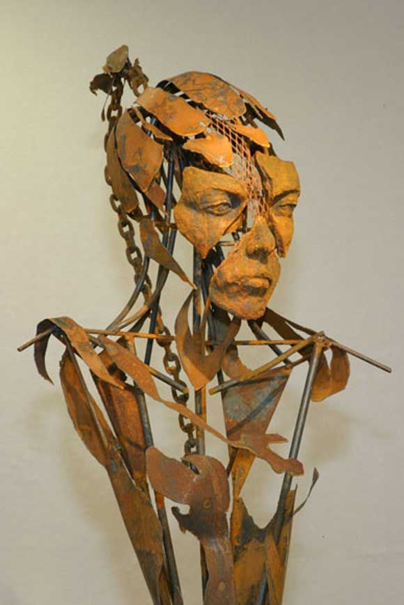60+ Truly Inspired Figurative Metal Sculptures
