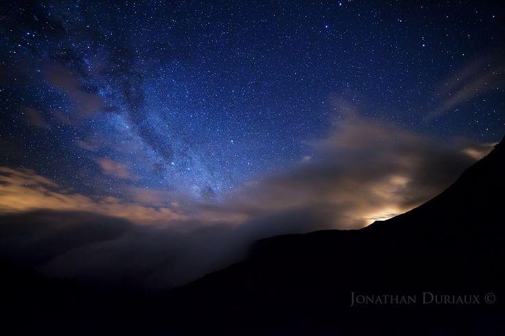 Milky Way Nevado de Tolima #colombia