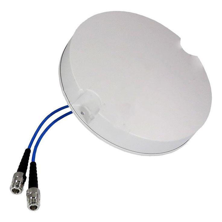 Low-PIM MIMO Antenna (50 Ohm) for DAS Cellular 2G, 3G, 4G, LTE