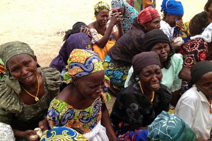 In Chibok, Nigeria, where as many as 276 girls were taken by Boko Haram militants, a deep frustration is brewing over the slow government response.