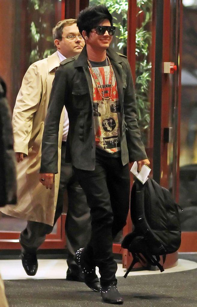Adam Lambert Photo - Adam Lambert at the River Rock Casino