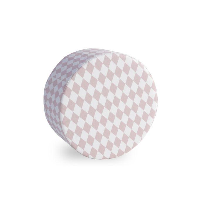 Lidor - LITTLE SOHO POEF PINK DIAMONDS